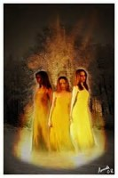 Brigid the Triple Goddess