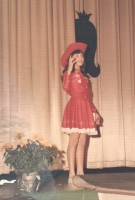 Regina's first pageant